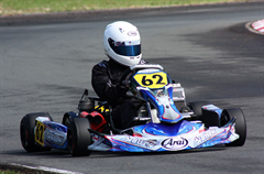 Chelsea Herbert, kart racer and touring car driver